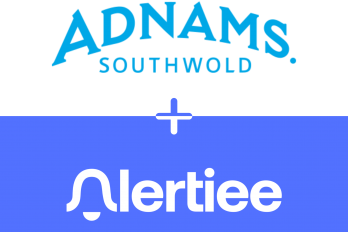 AI and IoT in retail success Adnams Alertiee