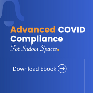 Advanced Covid compliance for indoor spaces retailers
