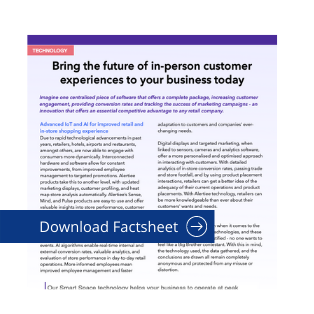 Bring the future of in-person customer experiences to your business today
